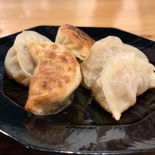 鍋貼-焼き餃子(3ケ)(厨酒房ぱんどら)