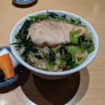 鮭の炊きこみご飯