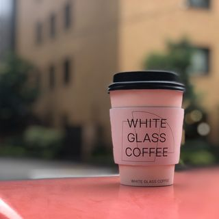 コーヒー(WHITE GLASS COFFEE)