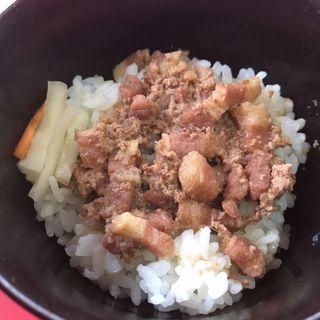 魯肉飯(青葉)