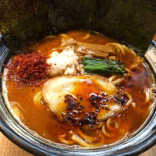 辛ラーメン(麺家 ぶらいとん )
