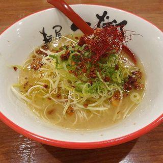 ガーリックラーメン(麺屋 一擲)