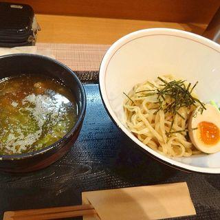 魚介しょうゆつけ麺(つけ麺 酒場 こらぼるた)