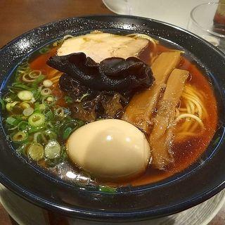 紅しじみラーメン(金久右衛門 本店)