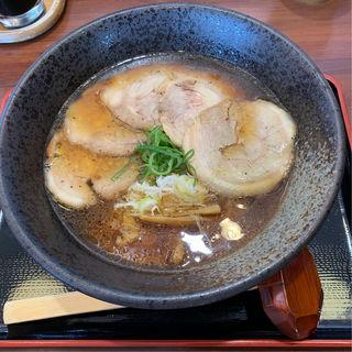 チャーシュー麺(石焼らーめん火山 西多賀店 )