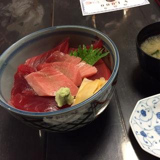 マグロ丼(北かつまぐろ屋 田中前店 )