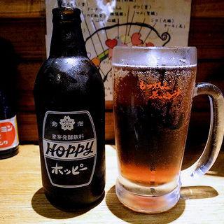 黒ホッピー(もつ焼き 煮込み 楓 )
