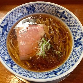 生醤油らぁ麺(さんくるげ)