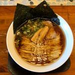 中華そば(中華そば 麺や食堂)