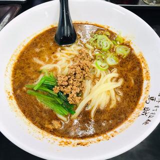 担担麺(馬賊 日暮里店 (ばぞく))