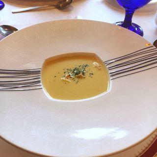 玉蜀黍のスープ(アミティエ )