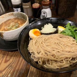 鶏魚介つけ麺(麺心 よし田)