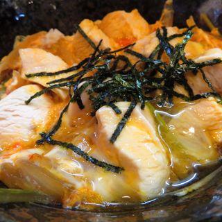 親子丼(讃岐麺屋 あうん )