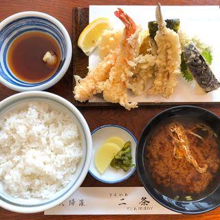 上天ぷら定食(二条 )