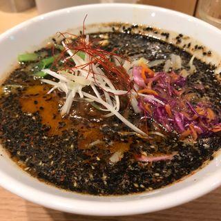 黒ごまたんたん麺(T'sたんたん エキュート京葉ストリート店)