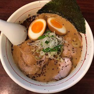 味玉胡麻らーめん(拉麺阿修羅 )
