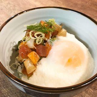 海鮮丼(酒とめし錦食堂)
