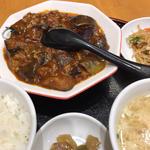 麻婆茄子定食(匠 (Jang))