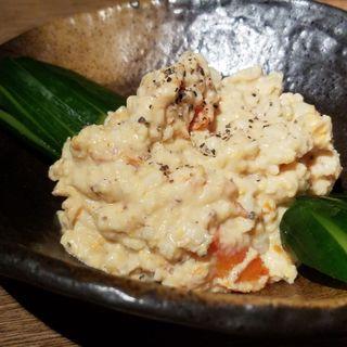 カギロイのポテトサラダ(味噌鐵 カギロイ)