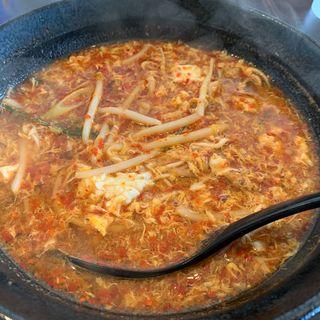 辛麺 大辛(トマトラーメンと辛麺のお店 DOPO 九産大前店)