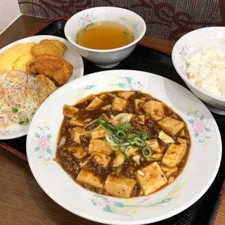 麻婆豆腐定食(東海園 (トウカイエン))