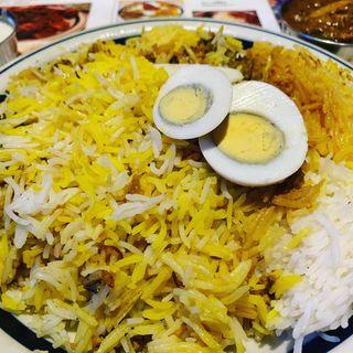 ビリヤニセット(シンズ・キッチン (Singh's Kitchen))