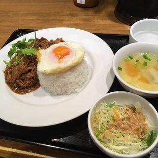豚肉のバンコクソース炒め(バンコクスパイス 新宿店 (Bangkok Spice))