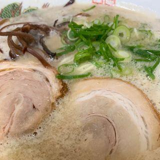 ラーメン(麺篤屋)