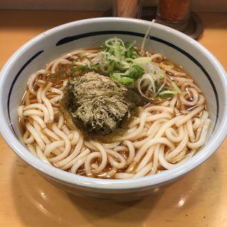 とろろ昆布うどん(吉そば 神田店 )