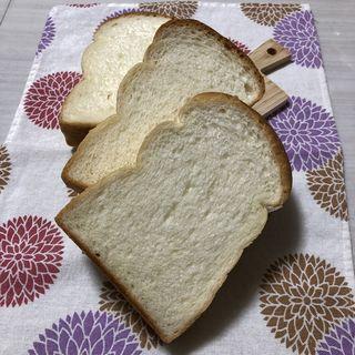 トースト(阪急ベーカリーショップ あまがさき阪神店 (焼きたて100円パン))