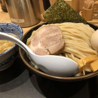 坦々つけ麺+麺を肉に(200g)(舎鈴 八重洲店 )