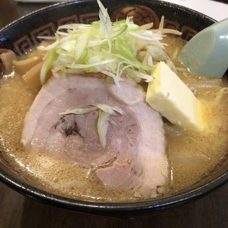 みそラーメン(薄野 中村屋)