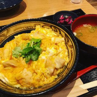 親子丼(鶏千 (トリセン))
