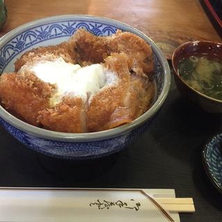 かつ丼(上)(大島屋 )
