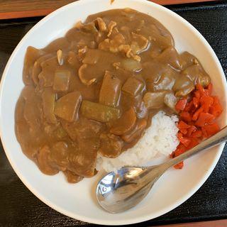 カレーライス(まるけん食堂 )
