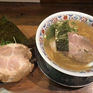 中華そば+焼飯丼(中華そば郷家 天神店 )