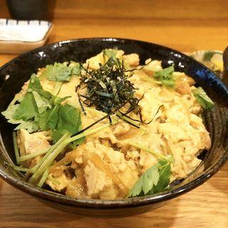 親子丼(旬菜ここ彩)