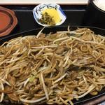 日田焼きそば・ごはん(萬天楼 )