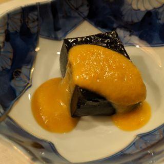 ごま豆腐(川島豆腐店 (かわしまとうふてん))