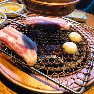 サムギョプサル(肉典食堂)
