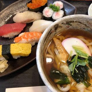 にぎり寿司セット(すし三崎丸 成田空港第2ビル )