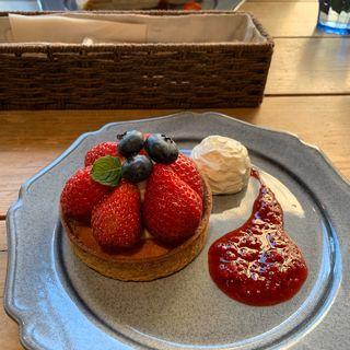 ケーキ(TRITON CAFE)