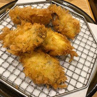 牡蠣フライ(とんかつ 明石)