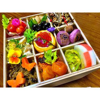 御節(ダイニングカフェ カフー (dining cafe cafuu))
