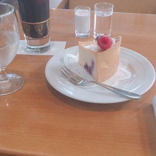 ミックスベリーチーズケーキ(モントーク (montoak))