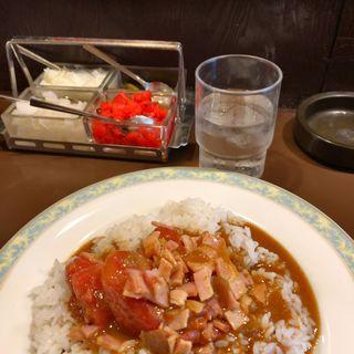 ベーコンとトマト(ボルツ 神田店 (Bolst's))