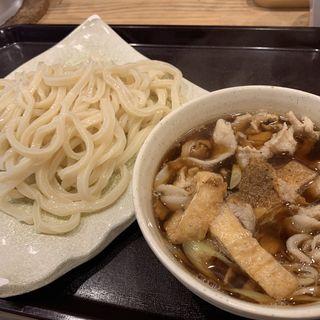 肉ねぎ汁(手打ち元祖武蔵野うどん 幸)