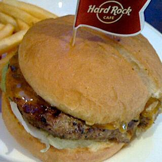 ビッグ・チーズバーガー(ハードロックカフェ 東京 (HARD ROCK CAFE TOKYO))