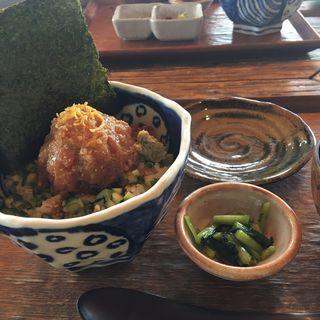 まかない丼(江ノ島小屋)