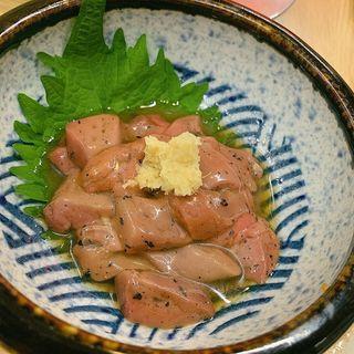 鶏レバー塩辛(たかさご )